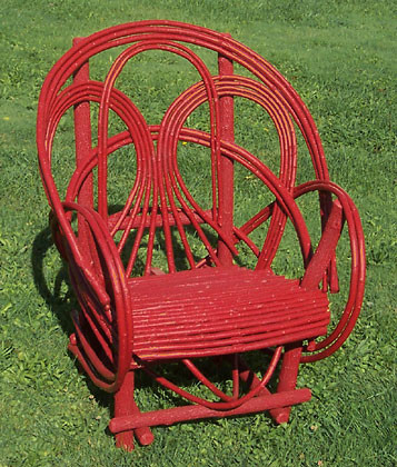 Perfect Around The Bend Willow Furniture :: Painted Chair :: Rustic Patio Furniture  U0026 Willow Chairs