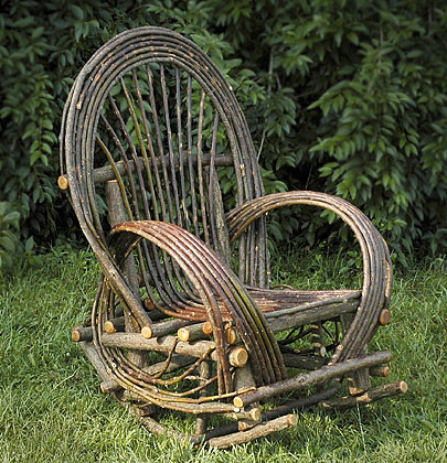Willow Twig Furniture For Sale